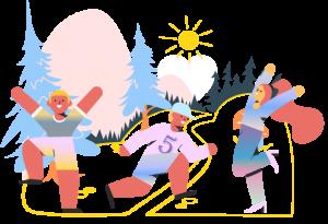 Kinder-soielen-im-Feriencamp
